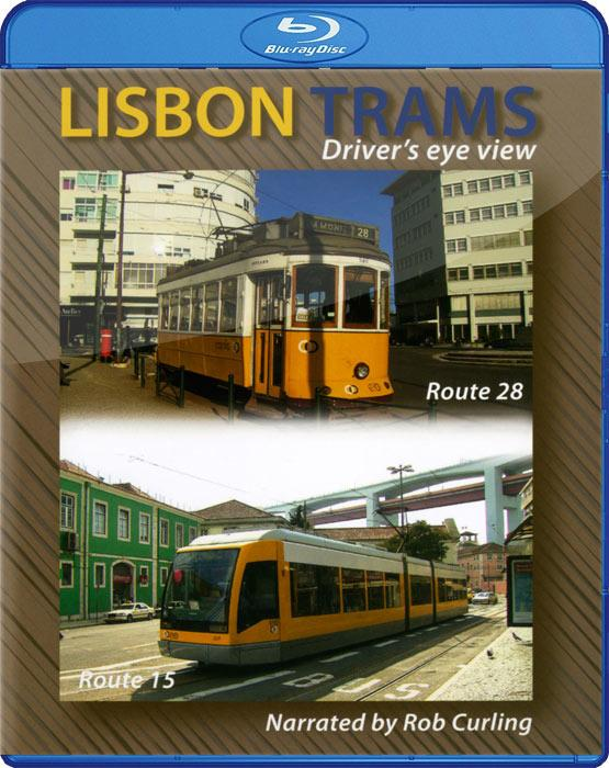 Lisbon Trams - Blu-ray