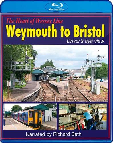 The Heart of Wessex Line - Weymouth to Bristol - Blu-ray