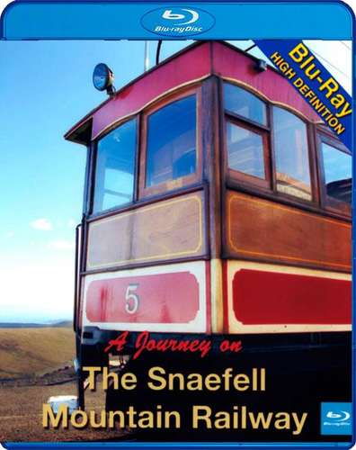 A Journey on the Snaefell Mountain Railway Blu-ray