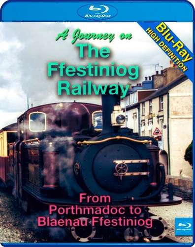 A Journey on The Ffestiniog Railway Blu-ray