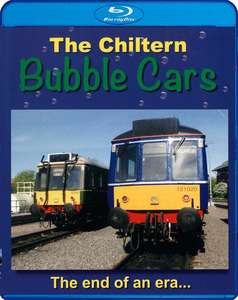 The Chiltern Bubble Cars - The end of an era...  Blu-ray
