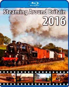 Steaming Around Britain 2016 - Blu-ray