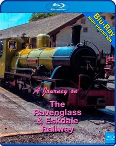 A Journey on the Ravenglass and Eskdale Railway - Blu-ray