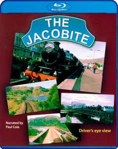 The Jacobite - Fort William to Mallaig - Blu-ray