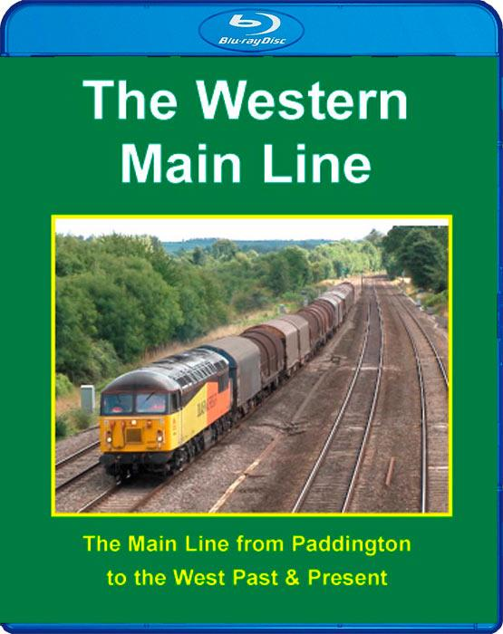 The Western Main Line - Blu-ray
