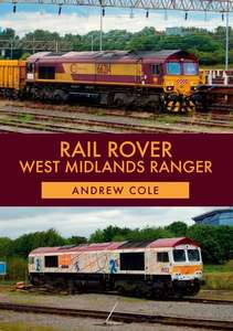 Rail Rover - West Midlands Ranger - Book
