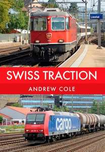 Swiss Traction - Book