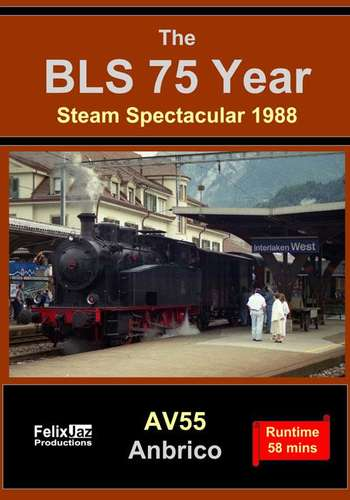 The BLS 75 Year Steam Spectacular 1988