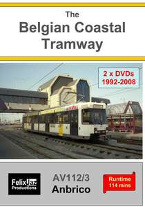 The Belgian Coastal Tramway