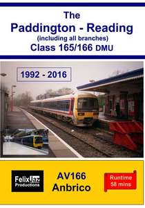 The Paddington - Reading - Class 165-166 DMU - 1992 - 2016