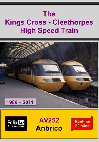 The Kings Cross - Cleethorpes High Speed Train