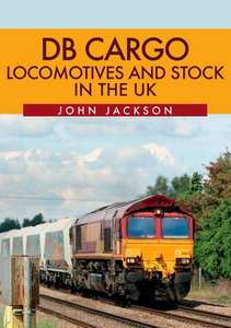DB Cargo Locomotives and Stock in the UK - Book