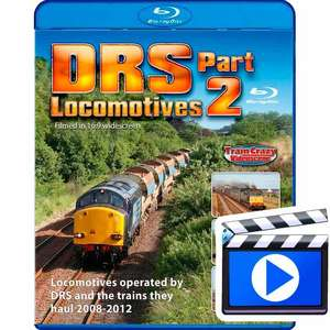 DRS Locomotives Part 2 (1080p HD)