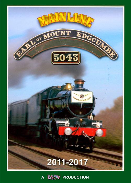 Mainline - 5043 Earl of Mount Edgcumbe