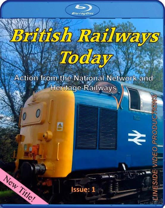 British Railways Today - Issue 1. Blu-ray