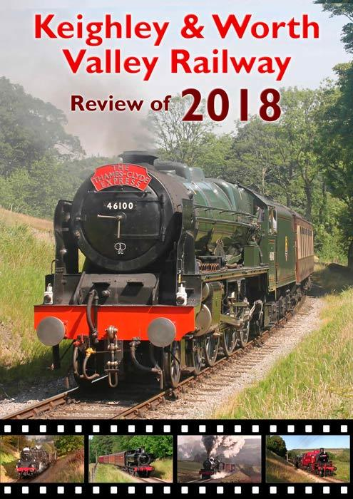 Keighley & Worth Valley Railway - Review of 2018