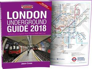 London Underground Guide 2018