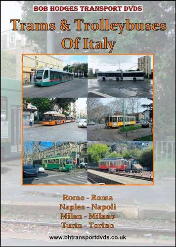 Trams and Trolleybuses of Italy
