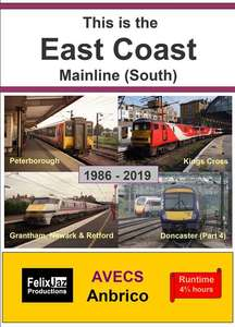 This is the East Coast Mainline South