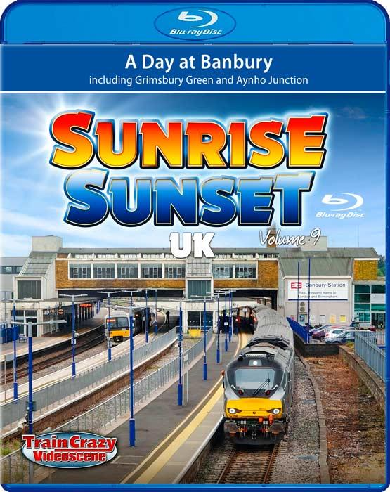 Sunrise Sunset UK Volume 9 - A Day at Banbury. Blu-ray