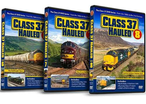 Class 37 Hauled Subscriptions