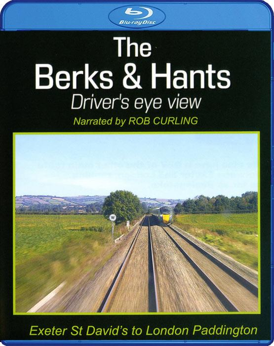 The Berks & Hants - Driver's Eye View. Blu-ray