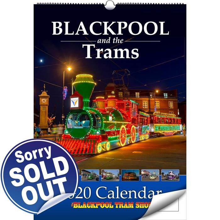 Blackpool and the Trams - 2020 Calendar