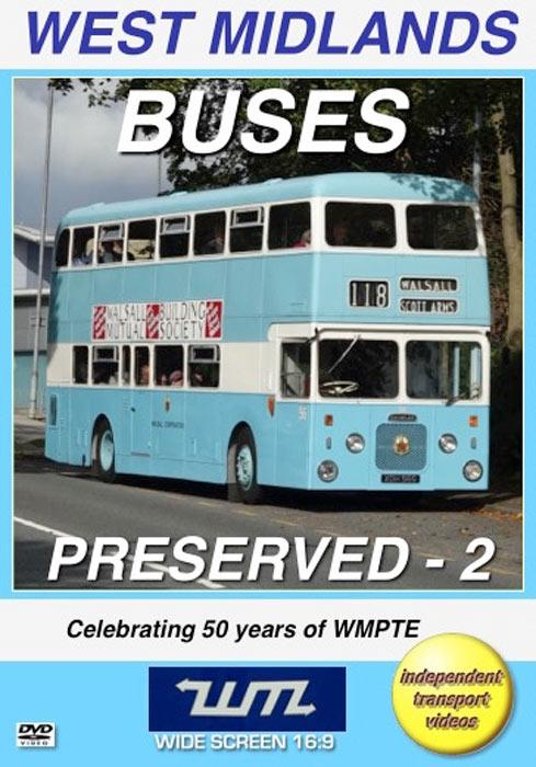 West Midlands Buses Preserved - 2