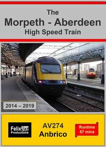 The Morpeth - Aberdeen High Speed Train 2014 - 2019