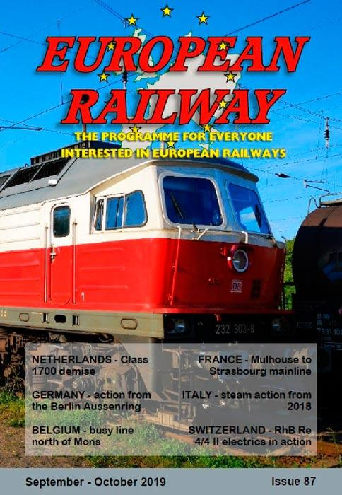 European Railway: Issue 87