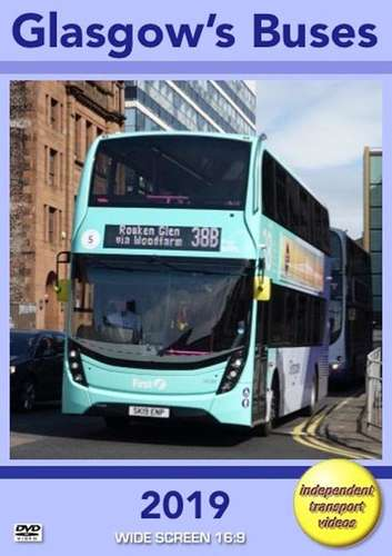 Glasgow's Buses 2019