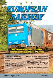 European Railway: Issue 90 DVD