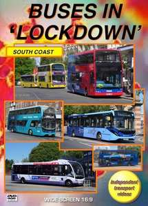 Buses in 'Lockdown' - South Coast