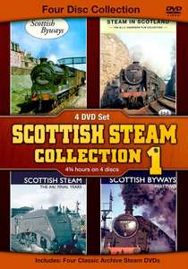 Scottish Steam Collection No.1