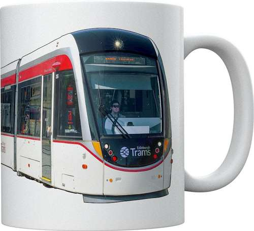 Light Rail Mug Collection - Edinburgh Trams Urbos 3