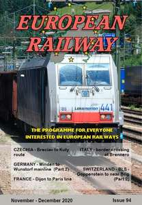 European Railway - Issue 94