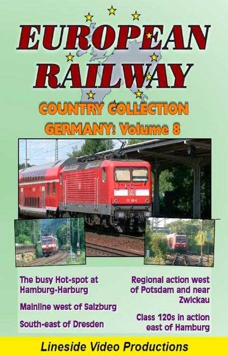 European Railway - Country Collection: Germany - Volume 8
