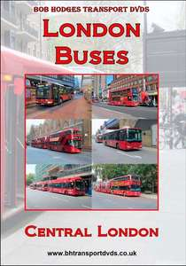 London Buses - Central London