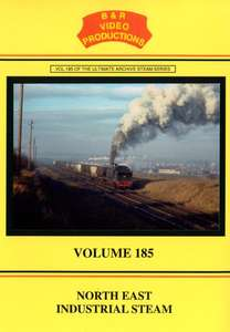 North East Industrial Steam - Volume 185