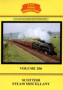 Scottish Steam Miscellany - Volume 206