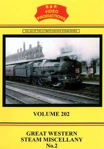 Great Western Steam Miscellany No.2 - Volume 202