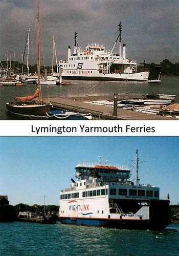 Lymington Yarmouth Ferries