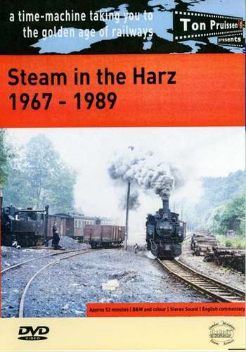 Steam in the Harz 1967 - 1989