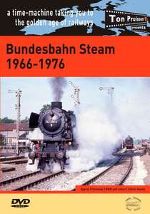 Bundesbahn Steam 1966-1976