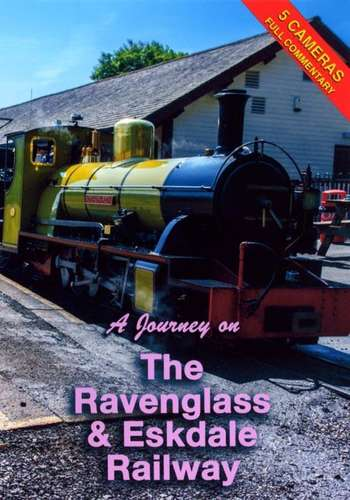 A Journey on the Ravenglass and Eskdale Railway