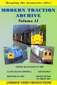 Modern Traction Archive - Volume 11