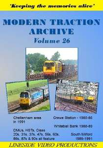 Modern Traction Archive - Volume 26