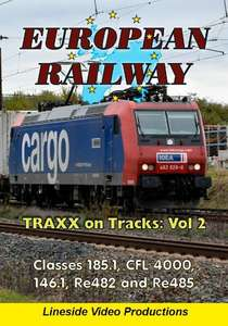 European Railway - TRAXX on Tracks - Volume 2