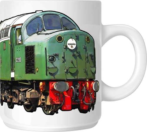 The Preserved Diesel Mug Collection - No.6