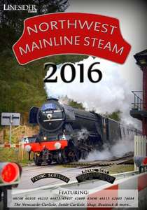 Northwest Mainline Steam 2016